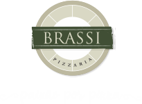 logotipo da Brassi Pizzaria