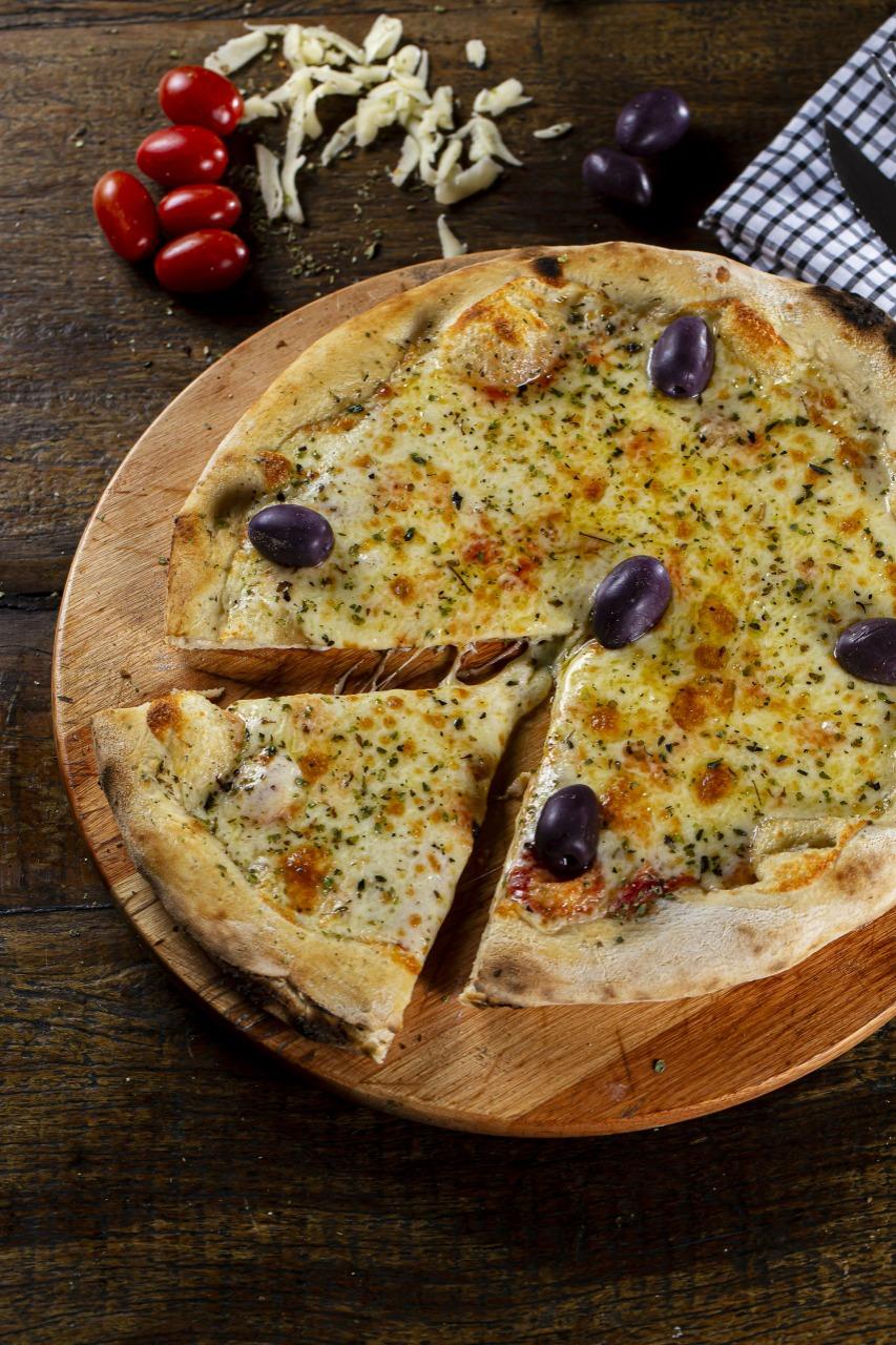 melhor pizza da casa